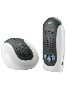 Digitálna opatrovateľka NUK Easy Control 200 - Biela