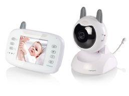"""Digitálny detský video monitor 3,5"""" Topcom"""