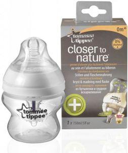 Dojčenecká fľaša C2N Anti-Colic, 150ml Tommee Tippee