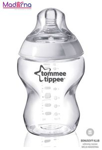 Tommee Tippee Dojčenská fľaša C2N, 260 ml