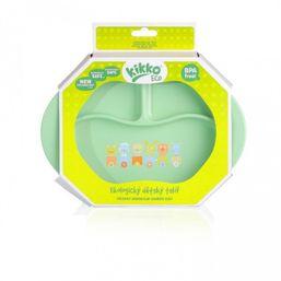 Kikko - tanier delený Eco, nová generácia