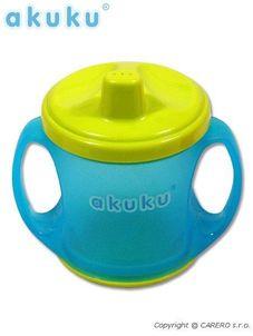 Farebný kúzelný hrnček Akuku - Modrá
