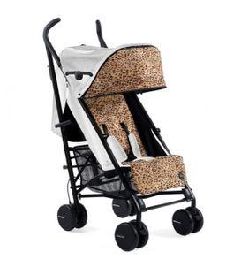 Fashion sada Leopard pre kočík BO Mima