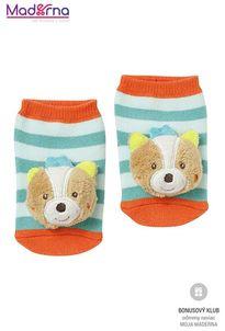 FEHN Forest hrkajúce ponožky líška