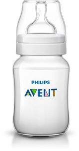 AVENT - Fľaša Klasik PP 260 ml