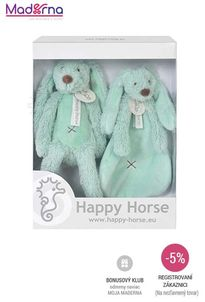 Happy Horse - Darčekový set - Tyrkysový Králiček Richie