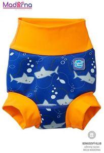 Happy Nappy neoprénové plavky Žraloky