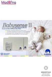 HiSense Monitor dychu Babysense II Pro