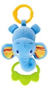 Hračka na C krúžku Tug Tunes 0m+ slon Bright Starts