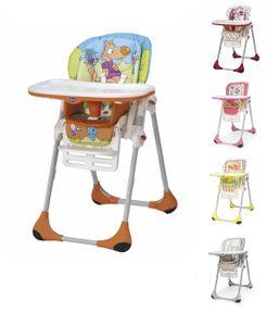 CHICCO - Jedálenská stolička Polly 2v1