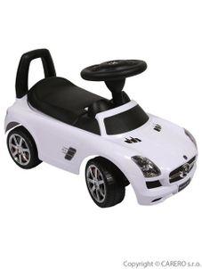 Jezdítko Mercedes-Benz Baby Mix bílé - Biela