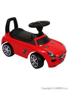 Jezdítko Mercedes-Benz Baby Mix červené - Červená