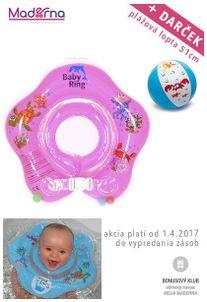 Kruh pre detičky 0-36m, 6-36kg Baby Ring