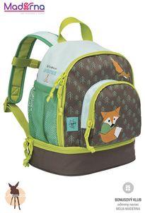 Lassig detský ruksačik 2017 Little tree fox