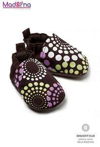 Liliputi capačky pre deti textilné Lavendering