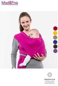 Liliputi elastická šatka bavlnená s certifikátom Öko-tex