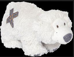 Medveď polárny Paddy no 2 maznáčik Happy Horse