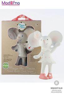 Meiya and Alvin Pískatko a hryzátko myška Meiya