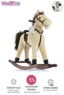 Milly Mally - Hojdací koník Mustang