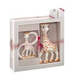VULLI - Môj prvý darčekový set - žirafa Sophie & hryzátko