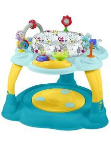 Multifunkčný detský stolček Baby Mix modro-žltý - Podľa obrázku