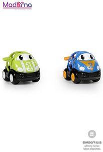Oball Hračka autíčka pretekárske Herbie a Tom Go Grippers™ 2ks, 18m+