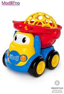 Oball Hračka autíčko nákladné Ryan Oball Go Grippers™ 18m+