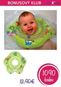 Odmena 11: Baby Ring - KRUH PRE DETIČKY 0-24M, 3-15KG