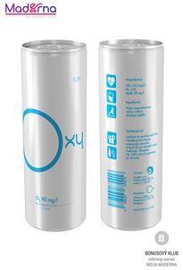 Oxy water kyslíková voda 250 ml