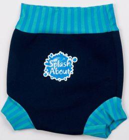 Plavky Happy Nappy Modro Lagúnové Splash about