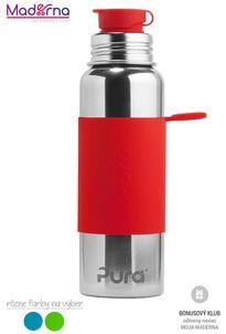 Pura nerezová fľaša so športovým uzáverom 850ml 2017