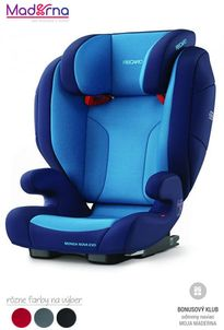 Recaro autosedačka Monza Nova Evo Seatfix