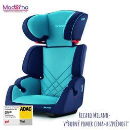 Recaro Milano 2017 autosedačka