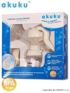 Ručná odsávačka Akuku - Biela