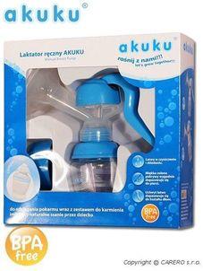 Ručná odsávačka Akuku - Modrá