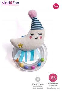 Taf toys - hrkálka mesiačik