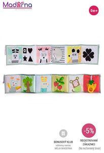 taf toys - knižka 3v1 pre najmenších