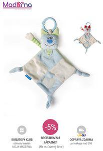 Taf Toys - závesný maznáčik Mačička