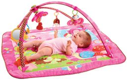 Tiny Love Hrací deka Princess Move & Play, s hrazdou