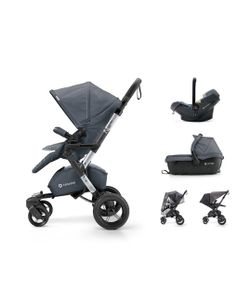 Travel Set Neo Air.Safe+Sleeper Steel Grey Concord 2018