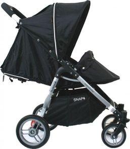 VALCO Baby Nánožník pre Snap 3,4, černá