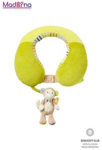 BABYFEHN Monkey Donkey nákrčník opička
