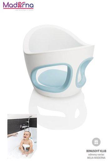 Babymoov Sedátko do vaničky AquaSeat White
