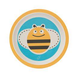 DARČEK pri kúpe stoličky BOMIMI - ZOPA Bambusový tanierik Bee