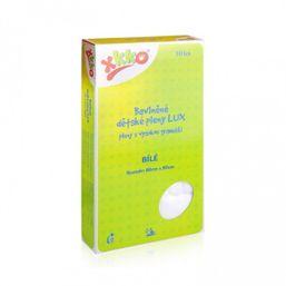 Bavlnené detské plienky XKKO LUX 80x80 10ks