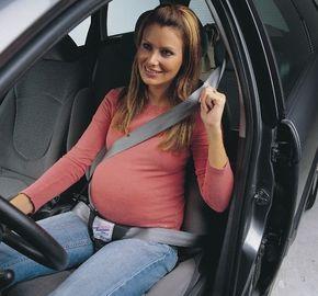 PREGNANT bezpečnostný pás pre tehotné