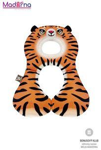 Benbat nákrčník s opierkou hlavy tiger