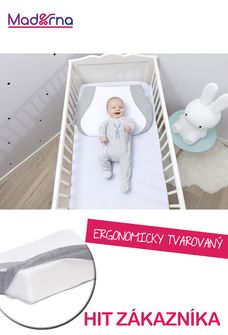 CosyMat polohovací klin 15° Babymoov