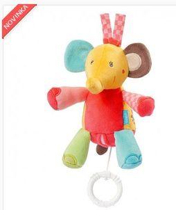 Fehn závesná hračka slon BabyFehn