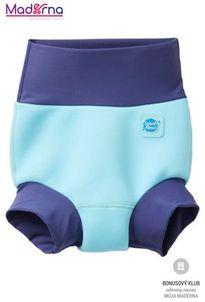 Happy Nappy neoprénové plavky Modré